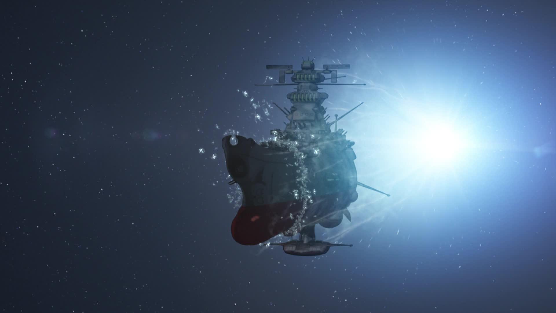 Yamato 2199 Episode 9 Commentary Cosmodna