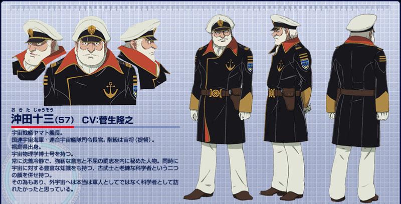 Yamato 2199 Character Guide | CosmoDNA